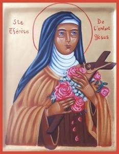 Sainte Thérèse