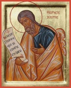 prophète Jérémie